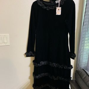 Dainty Jewell's dress